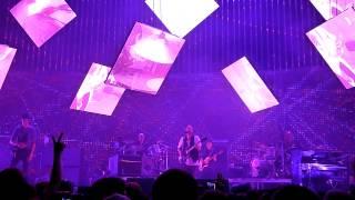 radiohead reckoner key arena seattle wa 4 9 2012