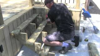 Gambar cover How To Build A Deck | #6 Stairs & Hand Rail