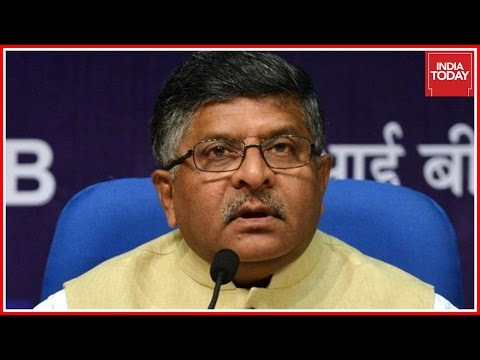 Ravi Shankar Prasad Press Conference On Arunachal Crisis