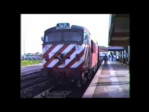 Railways and Ferries around Lisbon - Part Two