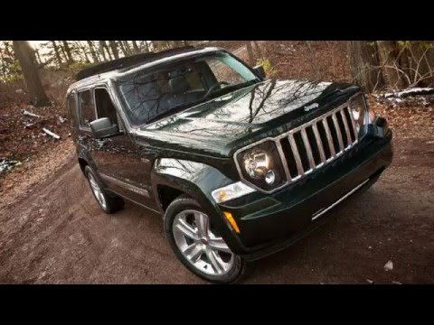 2017 Jeep Liberty 3 7 Liter Sohc V 6 Engine Review