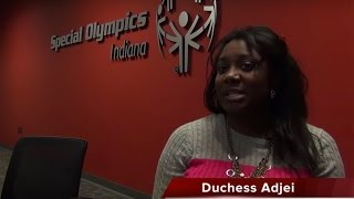 Special Olympics Indiana brings athletes together through competition