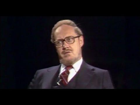 Friedrich von Hayek and Robert Bork Part I (U1009) - Full Video