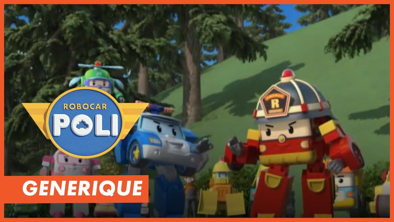 Robocar poli la chanson du g n rique de ton dessin anim - Dessin anime robocar poli ...