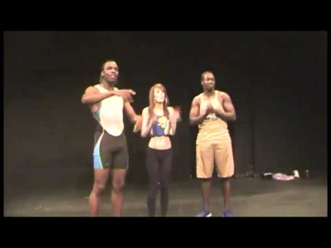 OLTE & Lyric Theatre Open Mic London 2012 PART 3 (MERCY WELBECK, MARLEY, DREAMING UK)