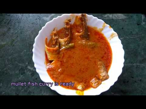 Mullet Fish Curry