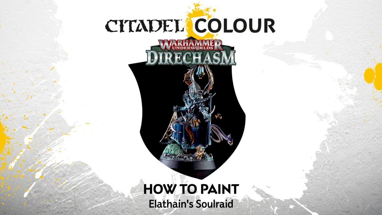 How to Paint: Elathain's Soulraid