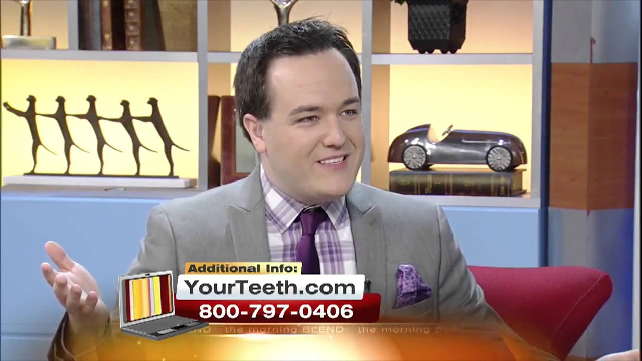 ABC Morning Blend TV Show Golpa G4 Implant Solution