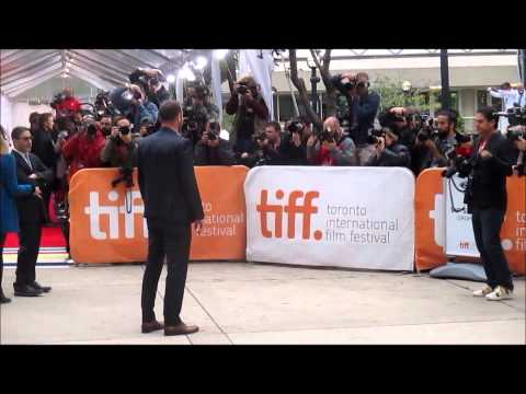 Liev Schreiber on the TIFF Red Carpet for 'Pawn Sacrifice' - Toronto 2014