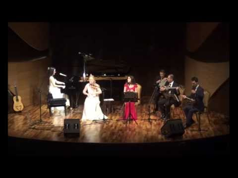 "Greek and Azerbaijani traditional folk music in the premiere of ""Sound Waves"" Music Festival"