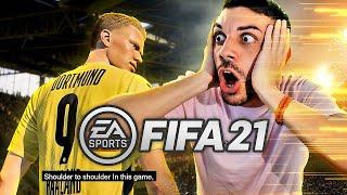 NUEVO TRAILER OFICIAL DE FIFA 21 !!! *OJO AL MODO CARRERA*