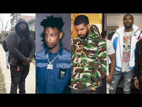 21 Savage CALLS YOUNG CHOP AFTER SAYING HE ACTING TOUGH! Drake LEAVING BACK2BACK IN 2016 and more!