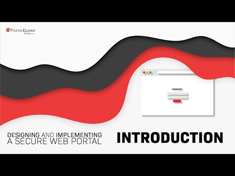 Designing & Creating A Secure Web Portal