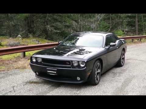 Обзор Dodge Challenger R/T Classic 2014