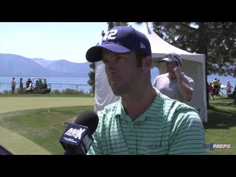 Lucas Black Interview - 24th Annual American Century Championship