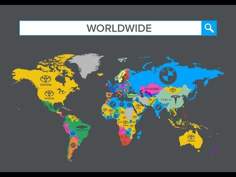 13 Maps that will change the way you see the World
