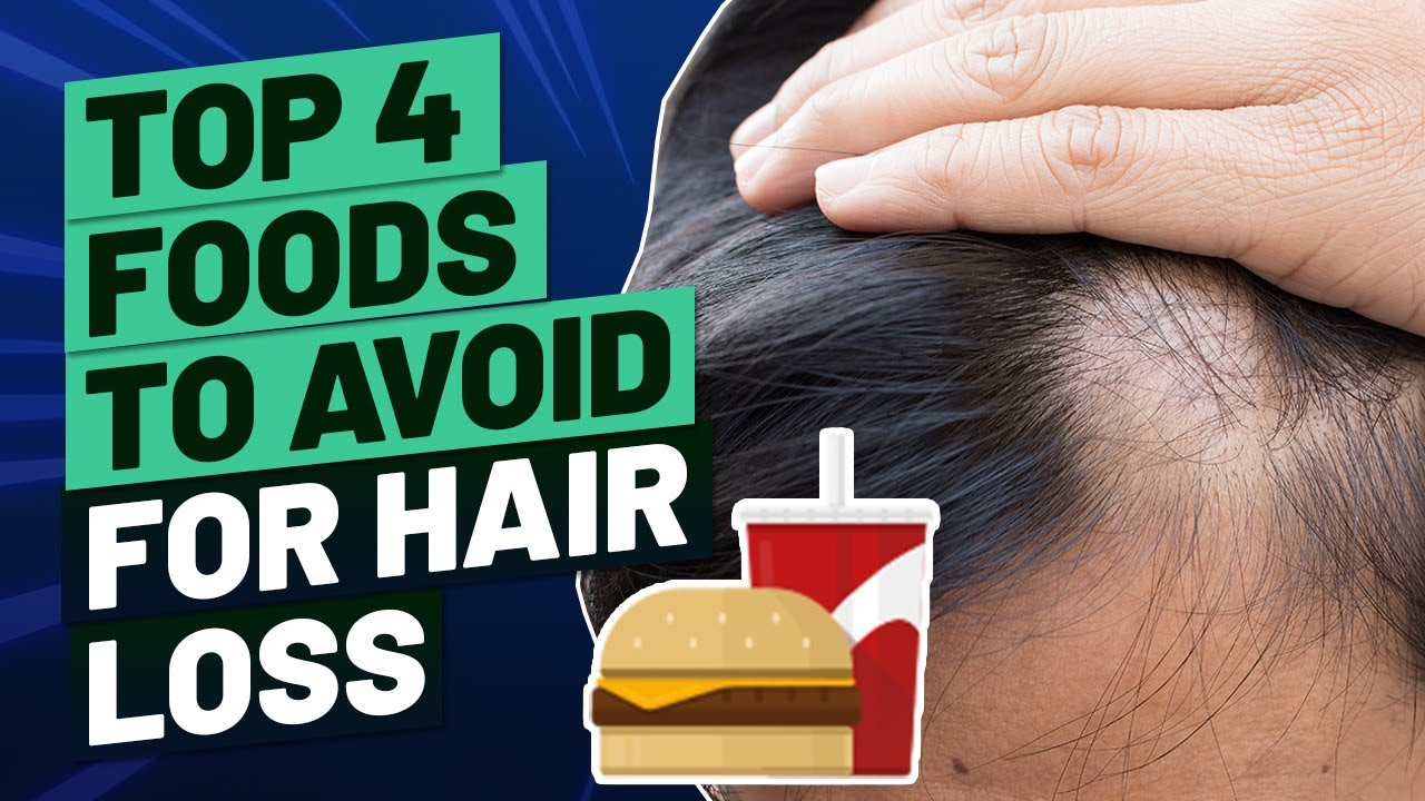 can a dairy free diet lead to hairloos