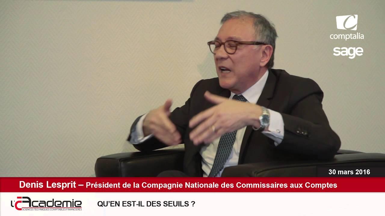 Les Entretiens de l'Académie : Denis Lesprit (7/7)