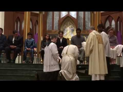 Holy Thursday, Part 4 of 7