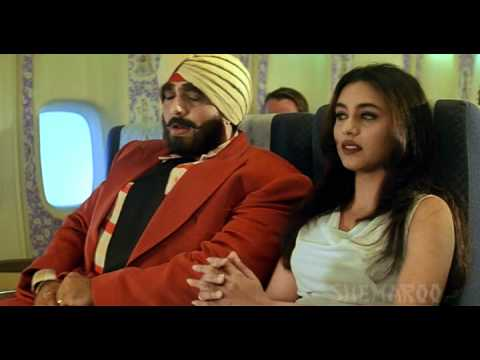 Hysterical comedy - Govinda and Rani Mukherjee in their hysterical best - Hadh Kar Di Aapne