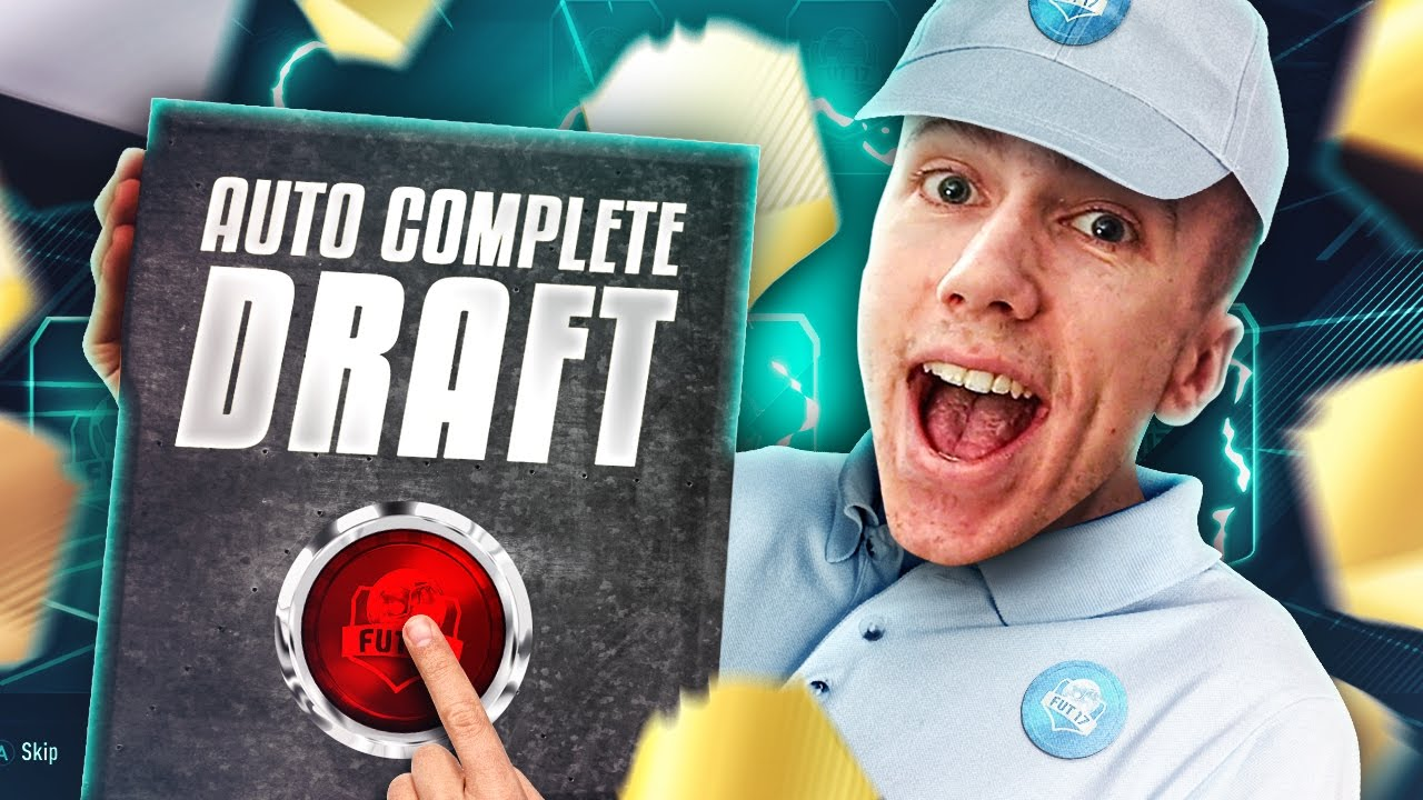 THE AUTOMATIC DRAFT YouTube
