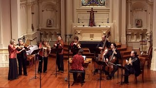 Bach to the Future: Air on the G String (BWV 1068); J. S. Bach, Live video and Animation
