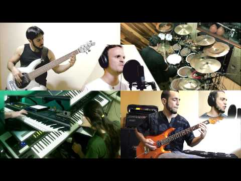 Dream Theater - Constant Motion (Systematic Chaos) - SPLIT-SCREEN COVERS - VRA!