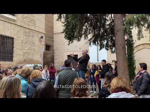 """Leyenda de Toledo """"Las tres fechas"""" de Bécquer, por Luis Rodríguez Bausá"""