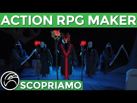 Scopriamo    My World Action Rpg Maker Gameplay Ita - YT