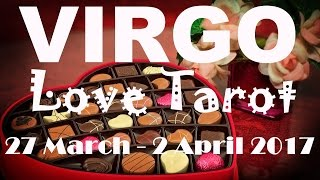 virgo weekly love tarot reading 27 march 2 april 2017 aries new moon special