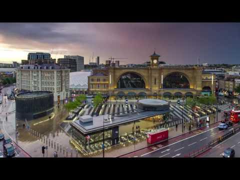 Kings Cross Square - Lighting by StudioFractal