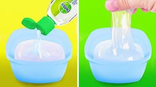 Easy Crafts Under $5 || Slime, Cement, Resin