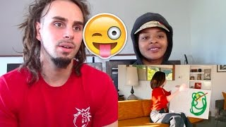 SELENA GOMEZ- 73 Questions With Selena Gomez - Vogue - REACTION