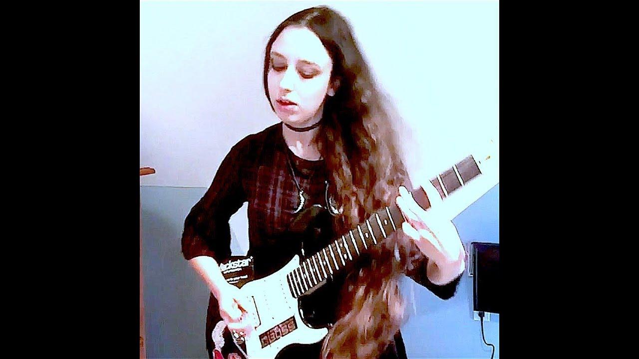 gojira clone guitar cover valerie the guitarist youtube. Black Bedroom Furniture Sets. Home Design Ideas