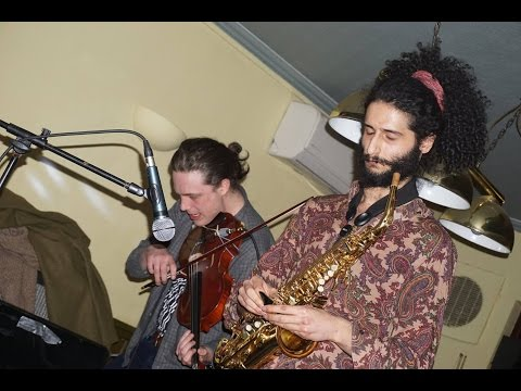 Shah Abbas & Richard Scott - Full Performance (live at The Pig & Drum, Worcester - 13th February 16)