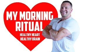 My Morning Ritual For Your Best Health Ever!   Tiger Fitness