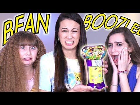 BEAN BOOZLED SNOEPMACHINE CHALLENGE  Lets try