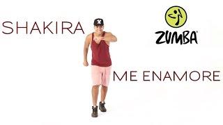 Shakira - Me Enamore - Zumba Fitness | Prof. Brown Andrade