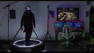 Player One ready on sale, vr treadmill Kat walk mini