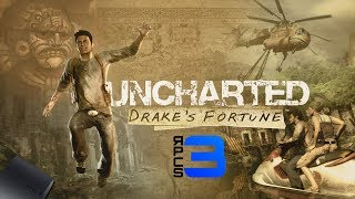 Uncharted: Drake's Fortune - RPCS3 TEST 5 (InGame / Minor Improvements)