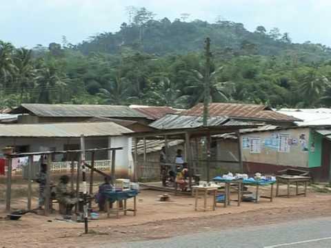 Ghana battles deforestation