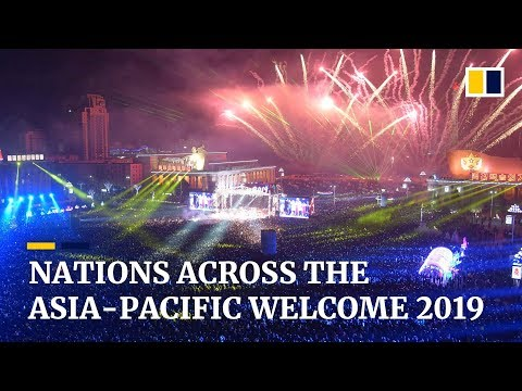 Nations across the Asia-Pacific welcome 2019
