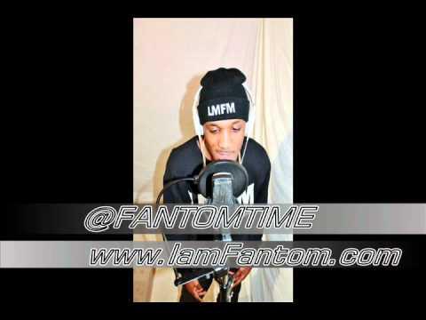 Fantom Interview on Global14.com Radio [Jermaine Dupri Owned] (Atlanta, GA)