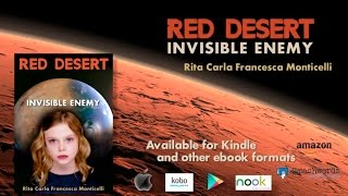 Red Desert - Invisible Enemy (book trailer)
