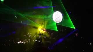Australian Pink Floyd live at Glasgow Hydro - Time