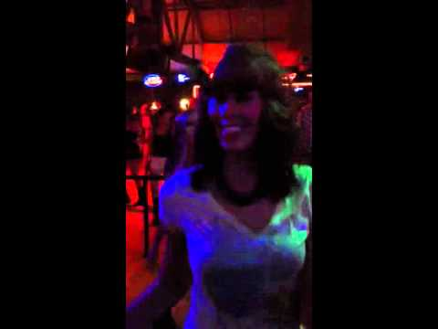Emilee Wilson line dancing