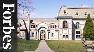 Alex And Ani Billionaire Carolyn Rafaelian's Newport Mansion | Forbes