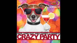 Angel Gomez feat. Yaima Chamizo & H.Barreto - Crazy Party