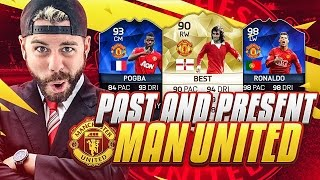 One of Nick28T's most viewed videos: PAST AND PRESENT MANCHESTER UNITED SQUAD BUILDER!!!! FIFA 16 Ultimate Team