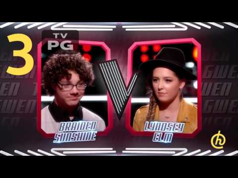 The Voice Battle Rounds PT. 3 - Top Moments